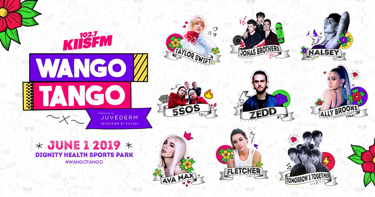 KIIS FM's Wango Tango - KIIS FM