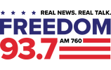 Freedom 93.7 - Real News. Real Talk.