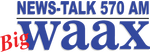 News Talk 570 Big WAAX - Gadsden's News, Weather, and Sports Station