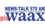WAAX-AM - Gadsden's Only News-Talk Station