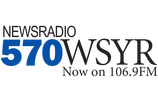 570 WSYR - Syracuse's News, Weather & Traffic