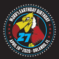 Earthday Birthday 27....April 18th 2020