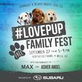 #LovePup Family Fest