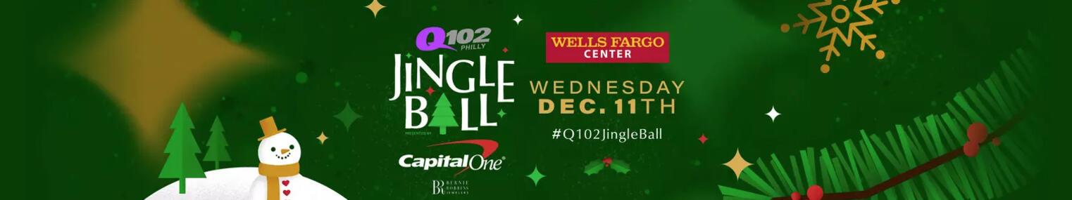 WATCH: Q102 Jingle Ball Free Show Pre-Show Recap!