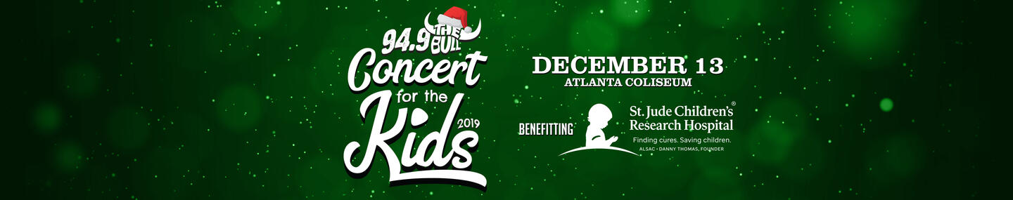 94.9 The Bull's Concert for the Kids Lineup Revealed