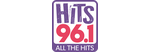 HITS 96.1 - Charlotte's #1 for All The Hits