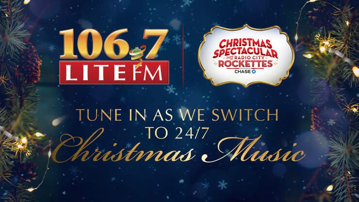 Christmas Music on 106.7 Life FM | 106.7 Lite fm