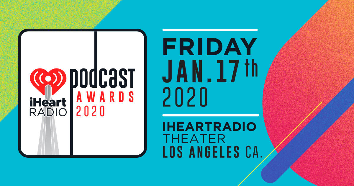 Top Business Podcasts 2020.Iheartradio Podcast Awards