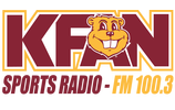 KFAN FM 100.3 - Minneapolis/St. Paul -- The Sports Leader