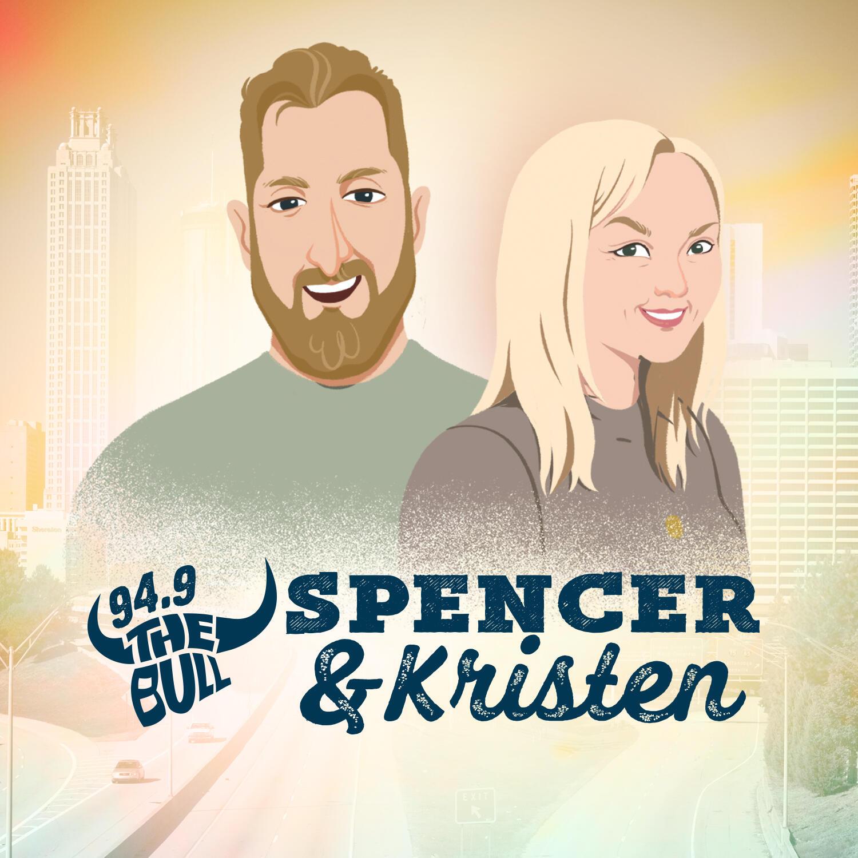 Spencer & Kristen - 94.9 The Bull