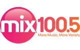 Mix 100.5 - More Music, More Variety