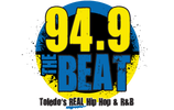 949 the Beat - Toledo's REAL Hip Hop and R&B Station
