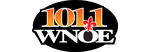 101.1 WNOE - New Orleans #1 for New Country