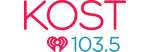 KOST 103.5 - Los Angeles' Feel Good Station & Home of Ellen K Morning Show
