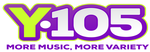 Y105 - More Music, More Variety