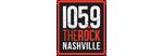 1059 The Rock - Nashville's Classic Rock