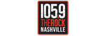 1059 The Rock - Nashville's Classic Rock