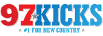 97 Kicks FM - Minot's Country Station