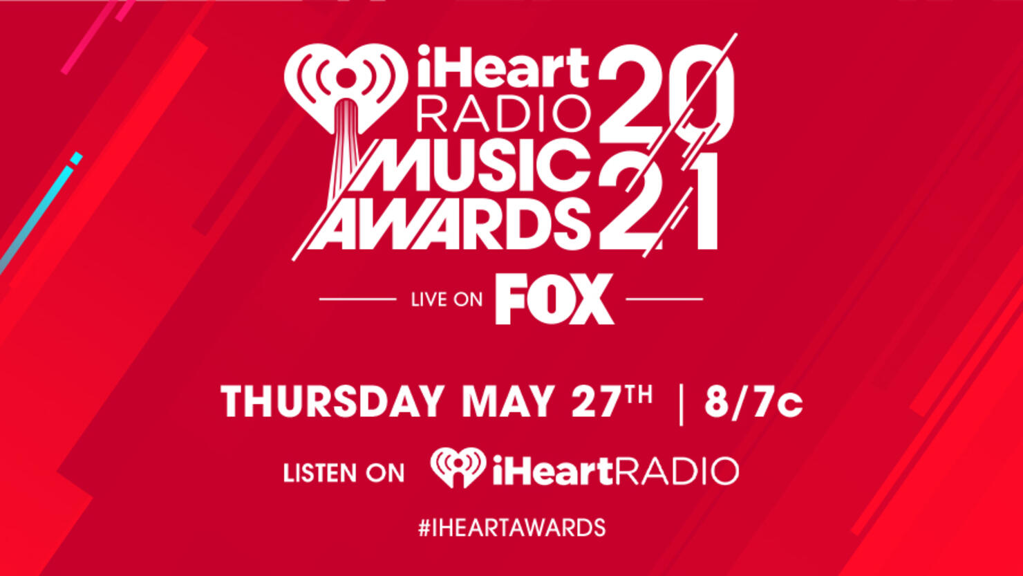 iHeartRadio Music Awards