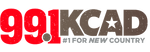 99.1 KCAD - Dickinson's #1 For New Country