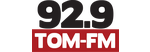 92.9 TomFM - More Music, More Variety