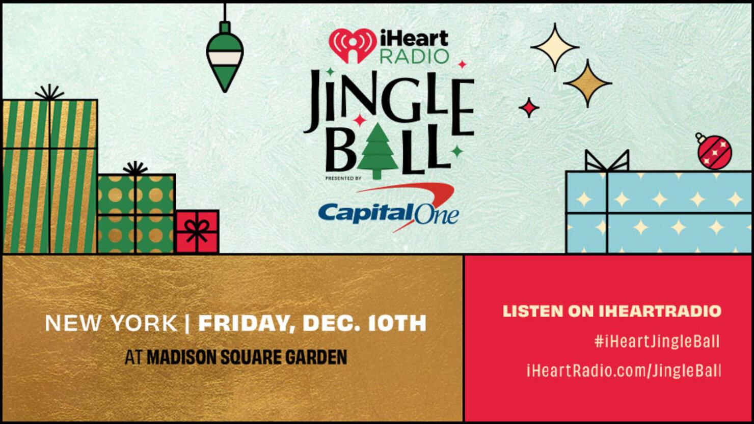 iHeartRadio Jingle Ball Tour presented by Capital One