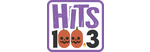 HITS 100.3 - The Most Commercial Free Hit Music