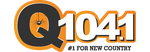 Q104.1 - #1 For New Country in Greensboro-Winston Salem-High Point