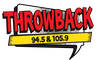 Throwback 94.5 & 105.9 - Throwback 94.5 & 105.9