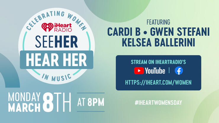 iHeartRadio Presents See Her Hear Her: Celebrating Women in Music