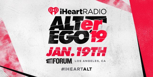 iHeartRadio ALTer EGO