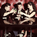 Mack, Nick And Nina
