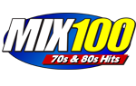 Mix 100 - Parkersburg's 70s & 80s Hits