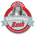 The Morning Rush with Travis Justice and Heather Burnside