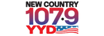 107.9 YYD - Roanoke/Lynchburg's New Country