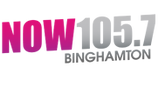 NOW 105.7 - All The Hits For Binghamton!