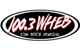 100.3 WHEB - The Rock Station