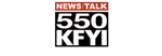 News Talk 550 KFYI  - The Valley's Talk Station