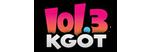 101.3 KGOT - Alaska's #1 Hit Music Station