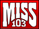 102.9 is MISS 103  - Jackson's #1 For New Country