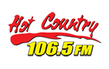 Hot Country 106.5 FM - Ogallala/North Platte's  Hot Country 106.5 FM