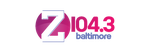Z104.3 - Baltimore's #1 Hit Music Station & home of The Kane Show