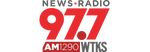 WTKS - Savannah's NewsRadio 97.7FM and 1290AM
