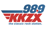 98.9 KKZX - The Classic Rock Station