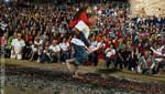 Firewalking Ritual in Spain