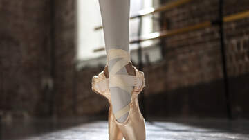 image for Former Prima Ballerina with Alzheimer's Dances while Hearing Swan Lake