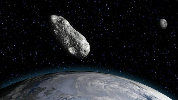 Giant Asteroid Nearly Hit Earth And It Wasn't Spotted Until The Next Day
