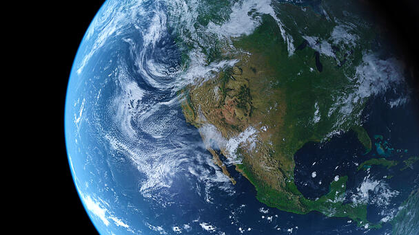 VIDEO: The Planet Earth Is Breathing ?