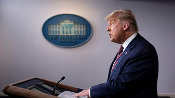 image for President Trump Issues Statement Vowing To 'Never Give Up Fighting'