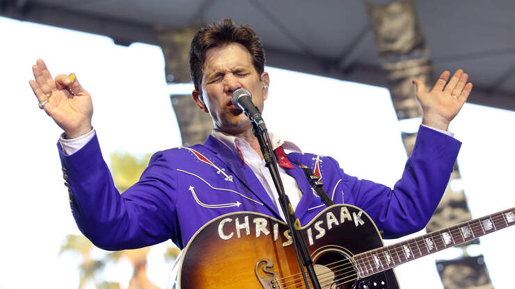 PODCAST:The Most Shazamed Songs of All Time, The Chris Isaak Game, and More